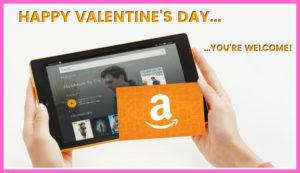 Valentine Giveaway!