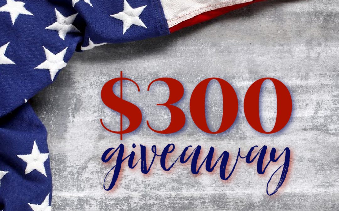 $300 Amazon Giveaway Begins on Father's Day